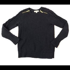 Michael Kors Navy Blue Sweater